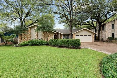 Travis County, Williamson County Single Family Home Pending - Taking Backups: 12001 Millwright Pkwy
