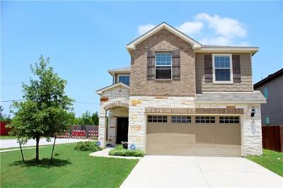 Single Family Home For Sale: 16300 Travesia Way