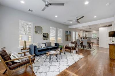 Austin Single Family Home Pending - Taking Backups: 1102 Woodland Ave #1