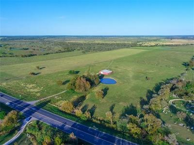 Lockhart Farm For Sale: 1650 N Colorado (Hwy. 183) St