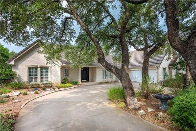 Austin, Lakeway Single Family Home Pending - Taking Backups: 405 Golf Crest Ln