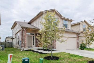 Manor Single Family Home Pending - Taking Backups: 12211 Stoneridge Gap Ln
