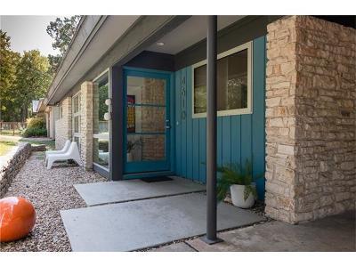 Single Family Home For Sale: 4610 Shoal Creek Blvd