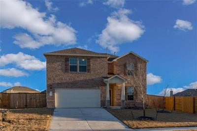 Pflugerville TX Single Family Home For Sale: $345,000