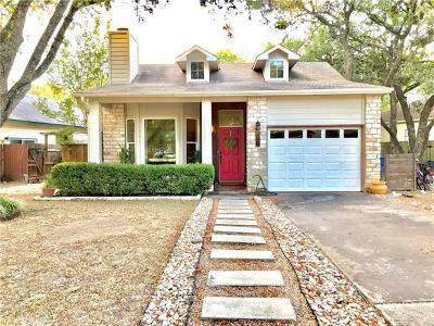 Single Family Home For Sale: 3001 Jubilee Trl
