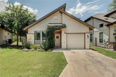 Austin Single Family Home Pending - Taking Backups: 2001 Faro Dr #15