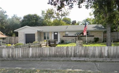 Single Family Home For Sale: 403 Williams St