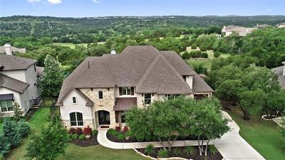 Austin Single Family Home For Sale: 9008 Eagle Vista Ct