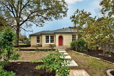 Austin Single Family Home For Sale: 614 Genard St