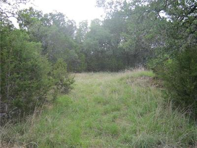 Spicewood Residential Lots & Land For Sale: 22218 Briarcliff Dr