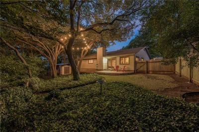 Austin Single Family Home Pending: 12213 Forsythe Dr