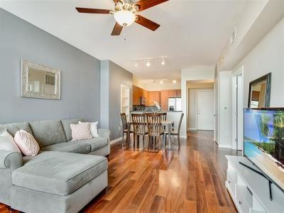 Condo/Townhouse Pending - Taking Backups: 54 Rainey St #1015