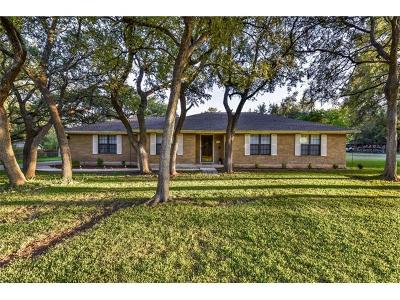 Georgetown Single Family Home Active Contingent: 500 Sinuso Dr