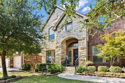 Leander Single Family Home For Sale: 1822 Tall Chief