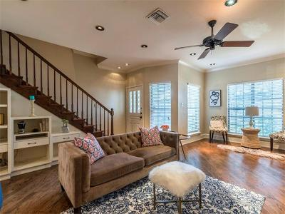 Travis County Condo/Townhouse For Sale: 1307 Kinney Ave #132