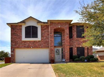 Killeen Single Family Home For Sale: 1903 Yuma Cir
