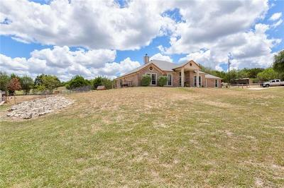 Lampasas County Single Family Home For Sale: 860 County Road 3351