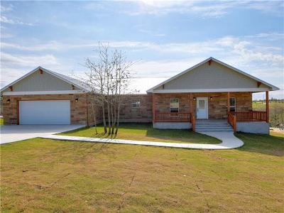 Bastrop Single Family Home For Sale: 371 Cardinal Dr