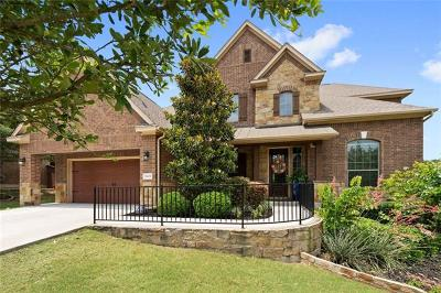 Leander Single Family Home For Sale: 2609 Champions Corner Dr