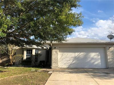 Single Family Home For Sale: 117 Cavalry Trl