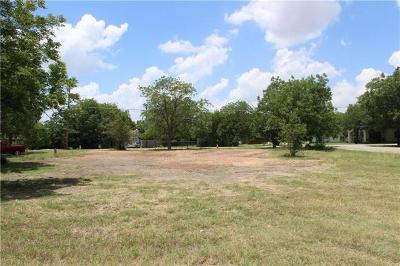 Hutto Residential Lots & Land Pending - Taking Backups: 306 Church St