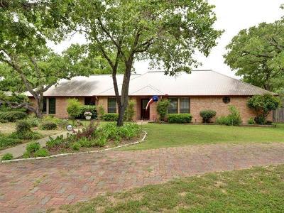 Cedar Creek Single Family Home Pending - Taking Backups: 233 W Oak Loop