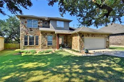 Austin Single Family Home Pending - Taking Backups: 210 Maeves Way