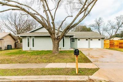 Austin Single Family Home For Sale: 9902 Ochiltree Dr