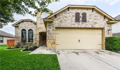 Killeen Single Family Home For Sale: 6709 Golden Oak Ln