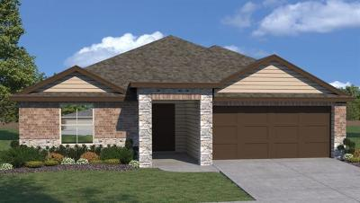 Hutto Single Family Home For Sale: 215 Seaholm Ln