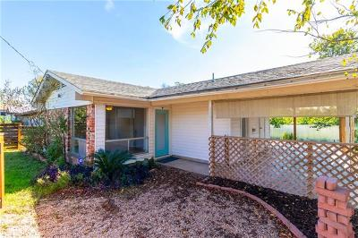 Austin Single Family Home For Sale: 4807 Bandera Rd