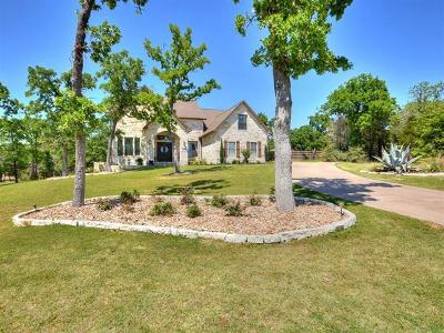 Bastrop Single Family Home For Sale: 172 Eight Oaks Dr