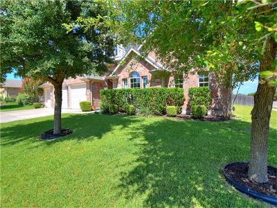 Round Rock Single Family Home For Sale: 2242 Settlers Park Loop