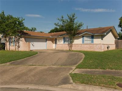 Travis County Single Family Home For Sale: 9003 Lodge Ct