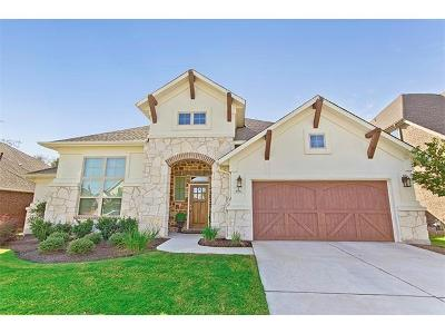 Leander Single Family Home Pending - Taking Backups: 1616 Snyder Trl