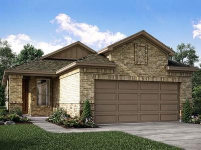 Manor Single Family Home For Sale: 12406 Savannah Brooks Ln