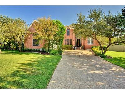 Austin Single Family Home For Sale: 11820 Portofino Dr