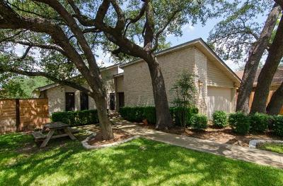 Austin Single Family Home For Sale: 5200 Doe Valley Ln