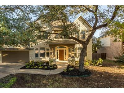 Hays County, Travis County, Williamson County Single Family Home For Sale: 7120 Via Correto Dr