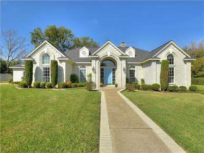 Austin Single Family Home For Sale: 2300 Pinehurst Cv