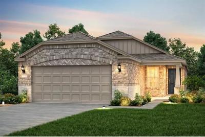 Single Family Home For Sale: 330 Brenham Pass