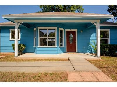 Austin Single Family Home Pending - Taking Backups: 94 Robert T Martinez Jr St