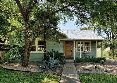 Travis County Single Family Home Pending - Taking Backups: 1213 Ruth Ave #1