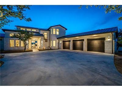 Austin Single Family Home Pending - Taking Backups: 411 Bowcross Pt