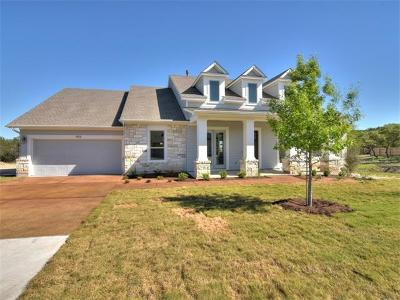 Dripping Springs Single Family Home For Sale: 162 Townes Ct