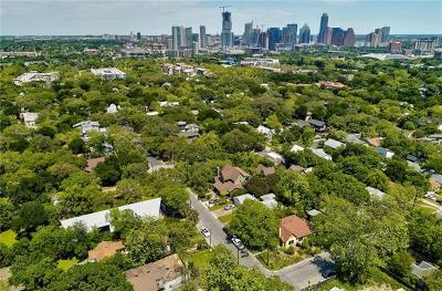 Austin TX Single Family Home For Sale: $800,000