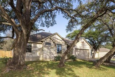 Wimberley Single Family Home For Sale: 5 Honeysuckle Ln