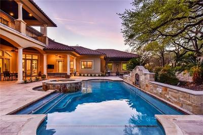 Austin TX Single Family Home For Sale: $1,885,000