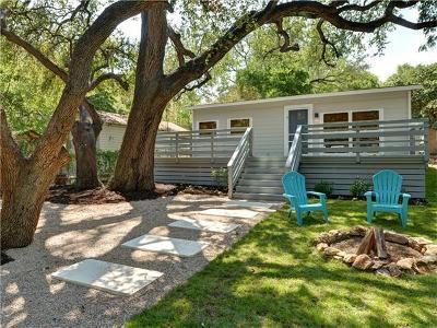 Austin Single Family Home For Sale: 503 E Live Oak St