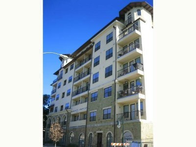 Condo/Townhouse For Sale: 2505 San Gabriel St #501